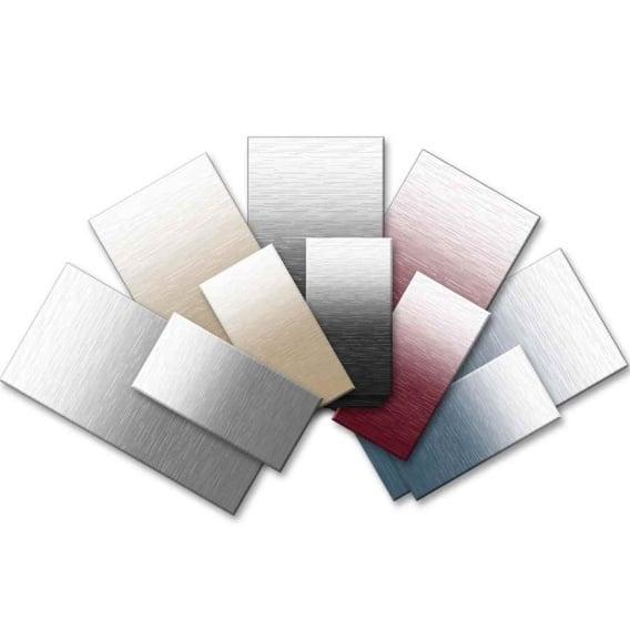 Power Awning Awning Standard Vinyl Silver Fade 21'