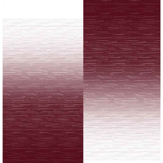 Replacement Fabric Universal 19' Burgundy Fade