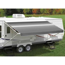 Buy Carefree 960515WHT Fiesta Manual Awning Arms White Short - Patio
