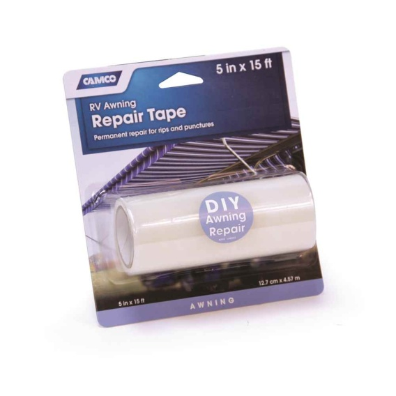"""Buy Camco 42623 5"""" x 15' Awning Repair Tape - Awning Accessories Online