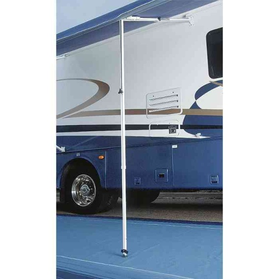Buy Carefree 902315WHT Rafter 7 Ground Support Add-On White - Awning