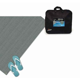 Buy Carefree 181273 Dura-Mat 8X12 Blue - Camping and Lifestyle Online RV