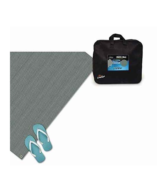 Buy Carefree 181471 Dura-Mat 8X16 Gray - Camping and Lifestyle Online RV