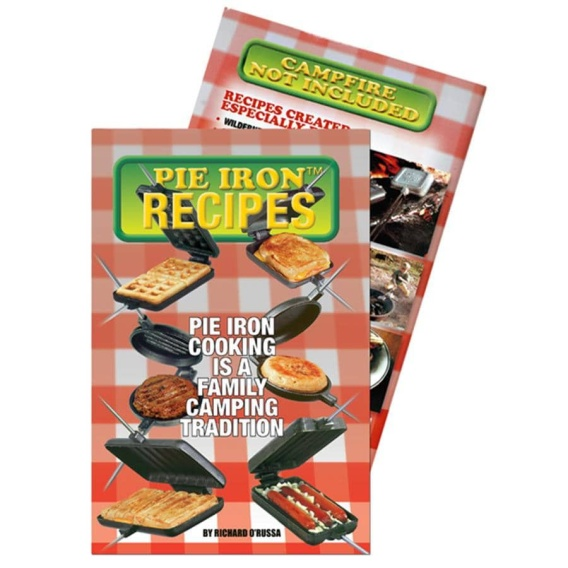 Buy Rome Industries 2000 Pie Iron Recipes - Games Toys & Books Online RV