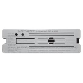 Buy Safe-T-Alert 30-441-P-WT Classic LP Gas Alarm Surface Mount White -
