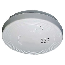 Smoke Alarm With Silencer Can.