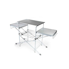 Buy Camco 57293 Deluxe Folding Grill Table - RV Parts Online|RV Part Shop