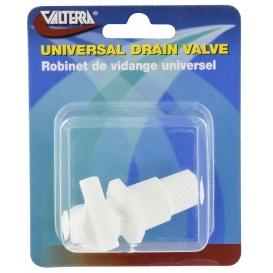 Buy Valterra A01-2026VP Universal Drain Valve Threaded - Sanitation