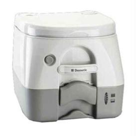 Buy Dometic 301097206 2.6 Gal Portable Toilet Gray - Toilets Online|RV