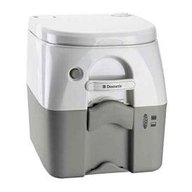 Buy Dometic 301097606 5.0 Gal Portable Toilet Gray - Toilets Online|RV