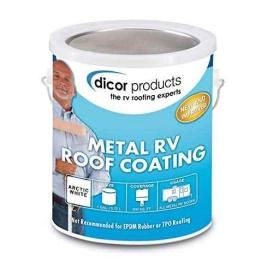Buy Dicor RP-MRC-1 Coating Metal/Fiberglass 1 Gal - Roof Maintenance &