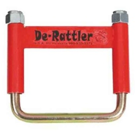 Buy NSA RV Products D-R-R De Rattler Red - Receiver Hitches Online|RV Part