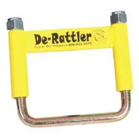 Buy NSA RV Products D-R-Y De Rattler Yellow - Receiver Hitches Online|RV