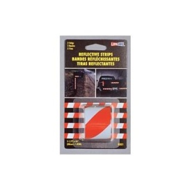 Buy Top Tape RE821 Reflective Red/Silver Tape - Towing Electrical