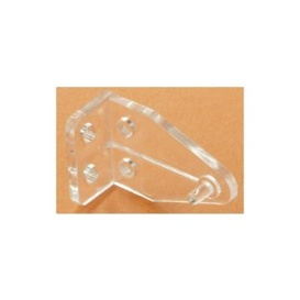 Buy RV Designer A301 Mini Blind Hold Down Bracket Clear - Shades and