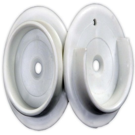 Buy JR Products 20535 Closet Pole Socket Set - Laundry and Bath Online|RV