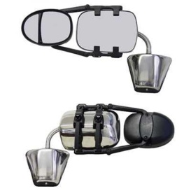Buy Prime Products 30-0083 XLR Ratchet Dual Head Clip On Mirror 5-13 -