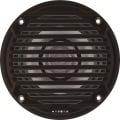 Waterproof Speakers 5.25 In. Black Pair