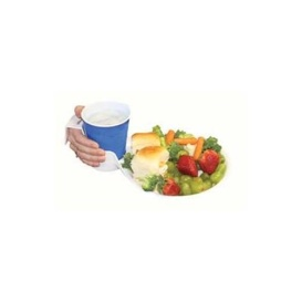 Buy Pioneer Plastics 5460017900 Drink-N-Plate - Camping and Lifestyle