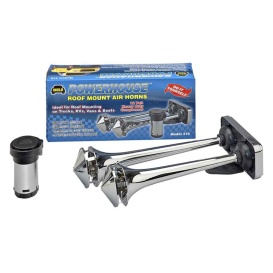 Buy Wolo 418 Powerhouse Roof Mount Horns - Exterior Accessories Online RV
