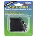Awning Hangers Pkg/7 Black