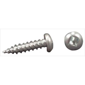 Buy AP Products 012-PSQ500 8 X 1 8 Pan Head Square Recess 1 - Fasteners