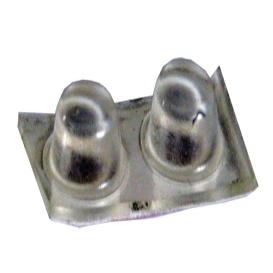 """Buy JR Products 71015 1/2"""" Door/Drawer Bumpers - Drawer Repair Online RV"""