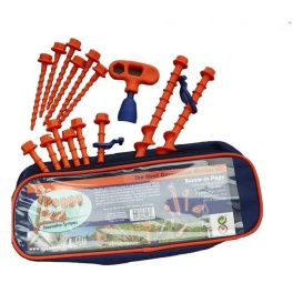 Buy Fasteners Unlimited PP1031 Peggy Peg Starter Kit - Camping and