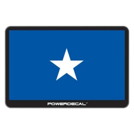 Buy Power Decal PWRBONNIE Powerdecal Blue Bonnie Flag - Auxiliary Lights