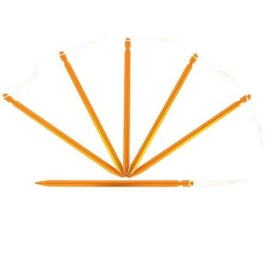 """Buy Camco 51106 12"""" Aluminum Ultralight Tent Stake, (Pack of 6) - Camping"""