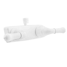Classical RV Shower Faucet Bisque