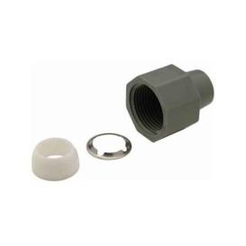 Buy Zurn Pex QBFNCR4 3/4 Nut Cone-Ring Set - Freshwater Online|RV Part