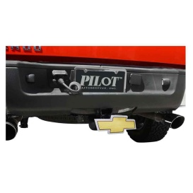 Buy Pilot Automotive CR-132 Hitch Cover Chevy - Receiver Covers Online|RV