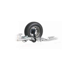Buy Demco RKSTM Spare Tire Mount- Black - Tow Dollies Online|RV Part Shop