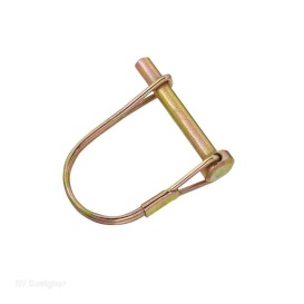 Buy RV Designer H427 Safety Lock Pin 1/4X1-3/8 - Hitch Pins Online|RV Part