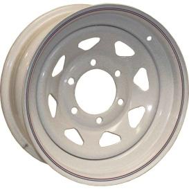 13X4.5 Trailer Wheel Spoke 5H-4.5 Galvanized