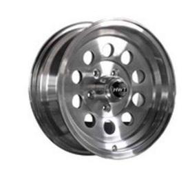 16X7 Trailer Wheel Mini Modular 8H-6.5 Aluminum