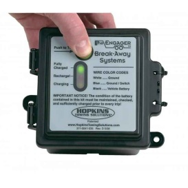 Buy Hopkins 20100 Engager LED Breakaway System - Supplemental Braking