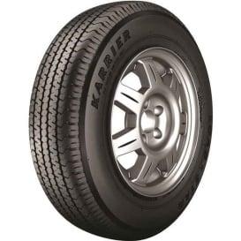 Buy Americana 34810 235/80R16 Tire E/6H Trailer Wheel Spoke White Striped