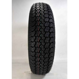 Buy Americana 3S636 205/75D Tire15 C/5H Trailer Wheel Mini Modular Silv -