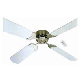 """12V Ceiling Fan 42"""" White"""