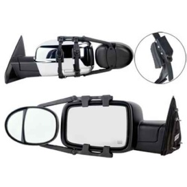 Buy K-Source 3990 Dual Lens Tow Mirror - Towing Mirrors Online|RV Part