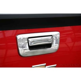 Buy Putco 401089 Tailgate Handle Cover Chrome Wokh Chev 07 - Chrome Trim