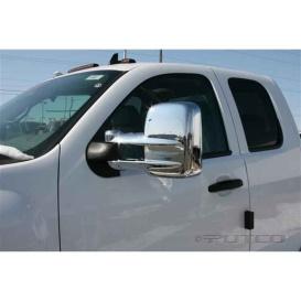Buy Putco 401273 Tow Miror Cover Chev HD 0708 - Chrome Trim Online|RV Part