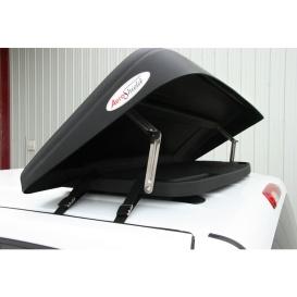 Buy Icon 01216 AeroShield Wind Deflector WD500 - Black - Wind Deflectors