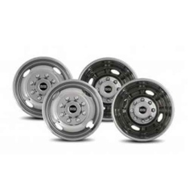 Buy Pacific Dualies 33-1950W 19.5X6. 75 8-Lug Ford/Chvy07 - Wheels and