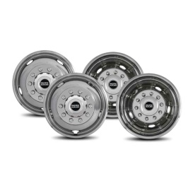 """Buy Pacific Dualies 43-1950 19"""" Ford Ten-Lug Cover 05-06 - Wheels and"""