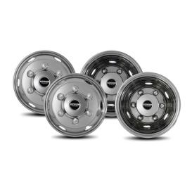 Buy Pacific Dualies 45-1608 2F & 2R Lug Style Isuzu 6 Lug - Wheels and
