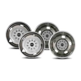Buy Pacific Dualies 30-1950 2F & 2R Lug Wheel Simulators -99 - Wheels and