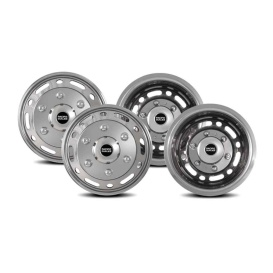 """Buy Pacific Dualies 44-1608 16"""" Dodge Sprinter 6-Lug 08 - Wheels and Parts"""